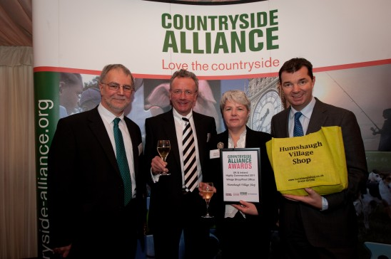 Countryside Alliance Awards March 2012