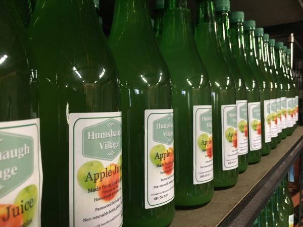 Humshaugh Apple Juice