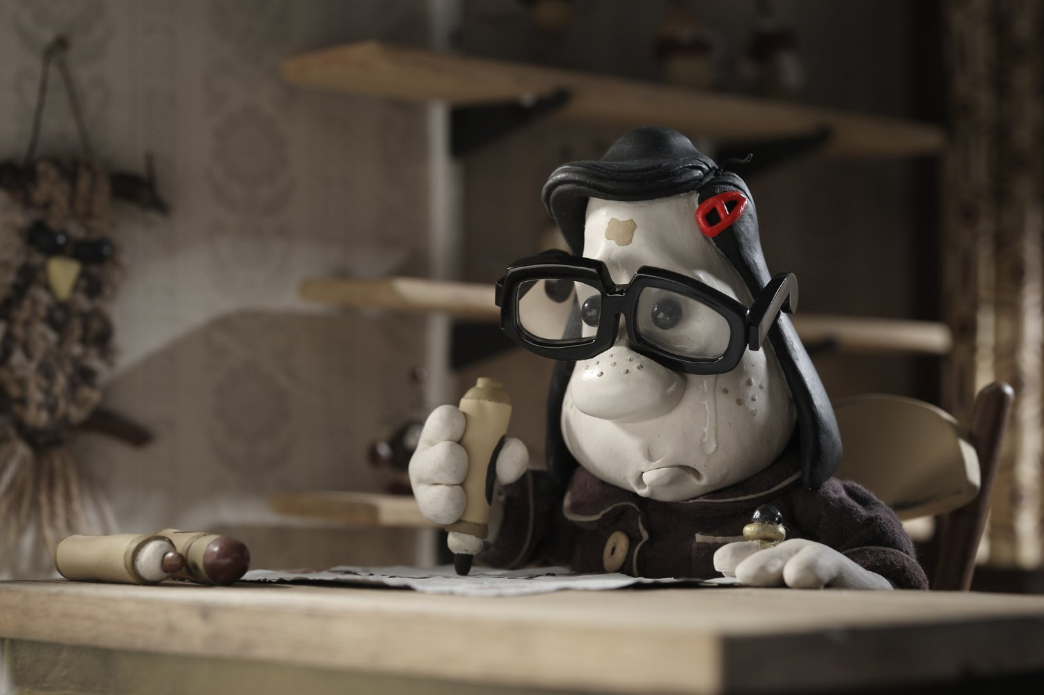 Mary And Max Filmnight Humshaugh Village Shop