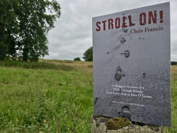 Stroll On! book