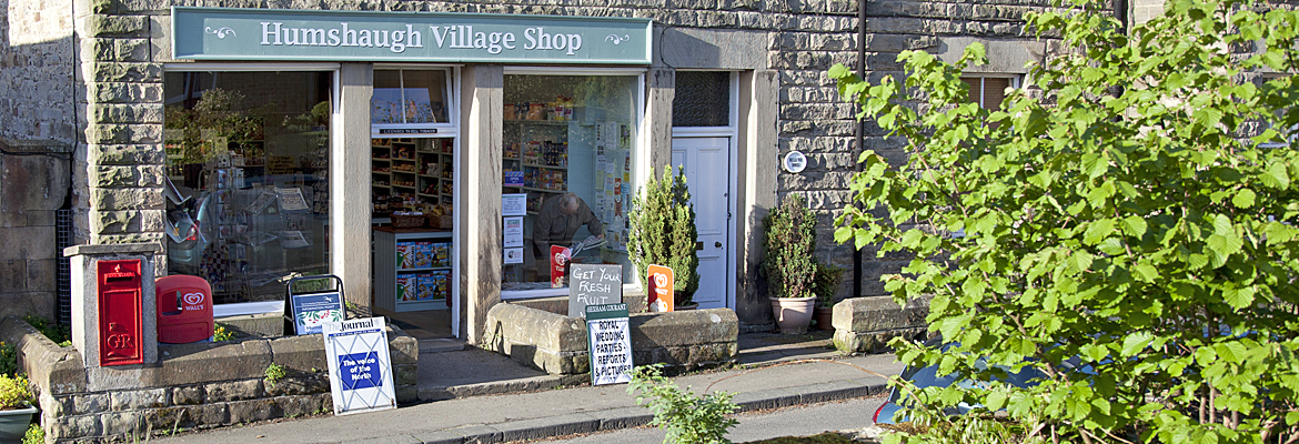 Humshaugh Village Shop